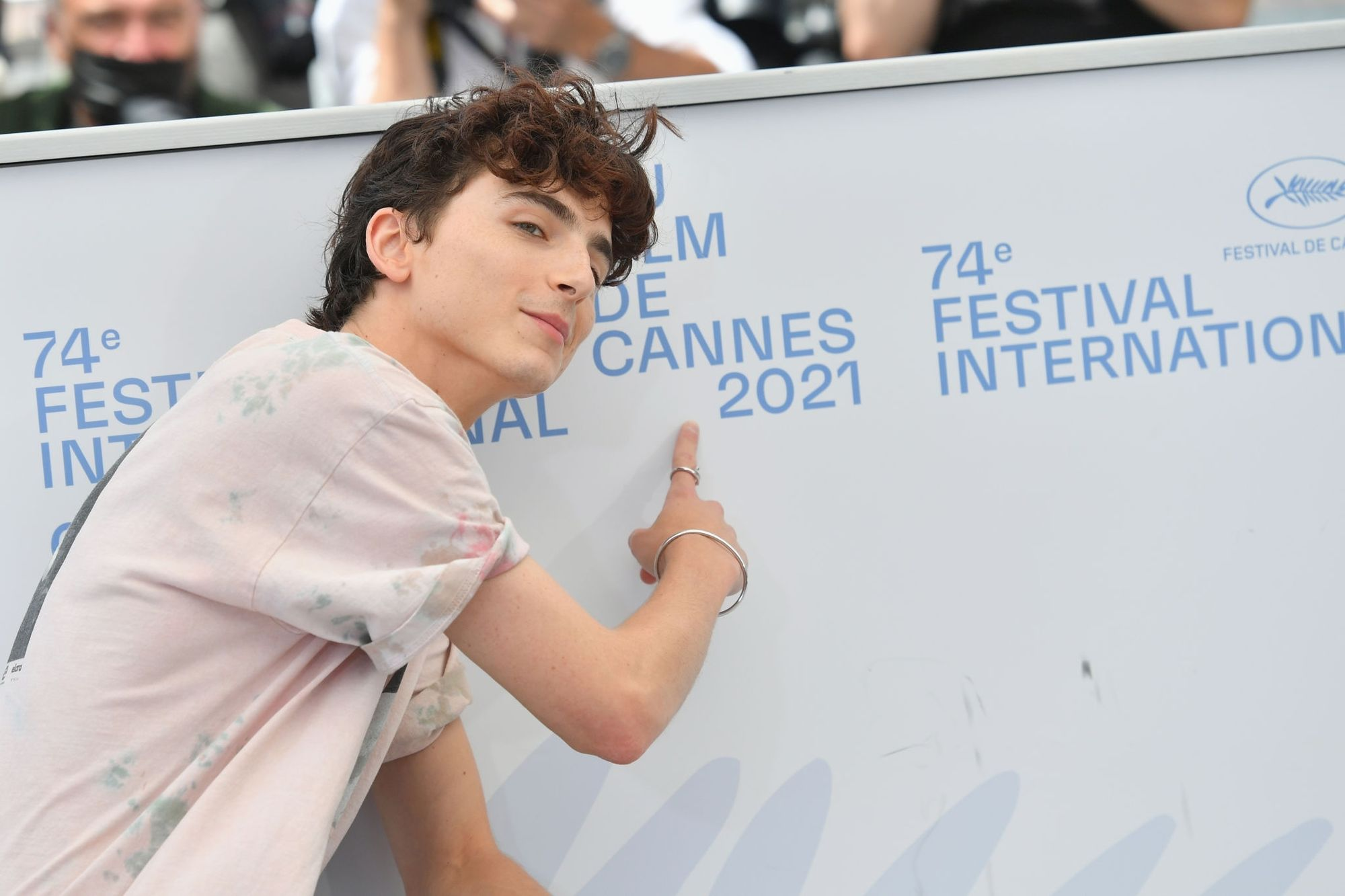 """""""The French Dispatch"""" Photocall – 74th Annual Cannes Film Festival"""