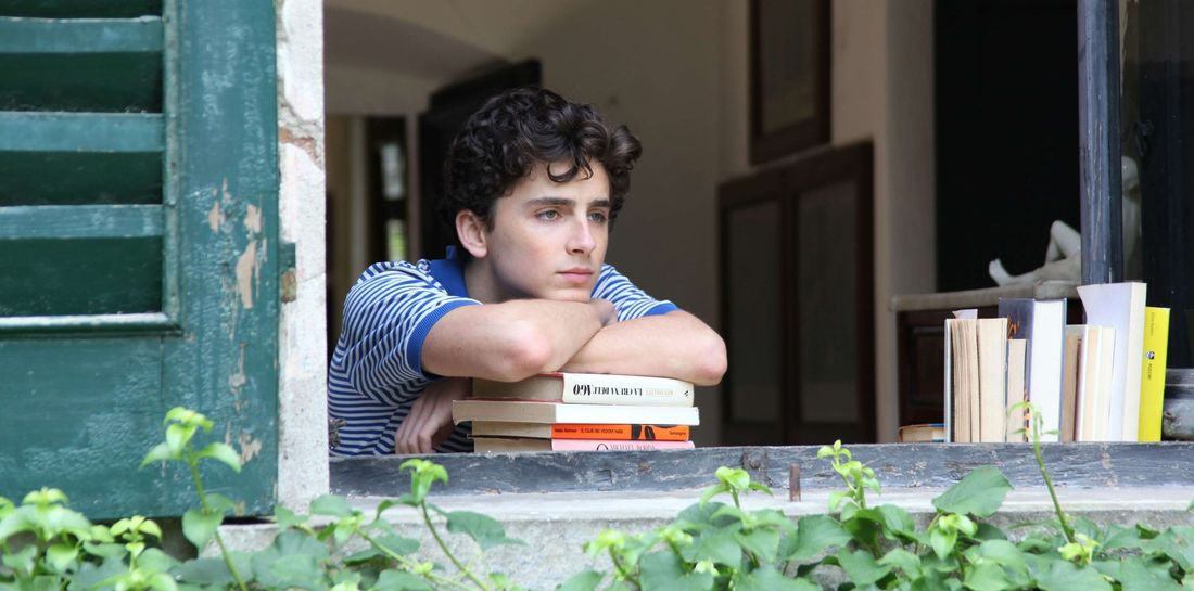 Timothée receives Golden Globe Nomination