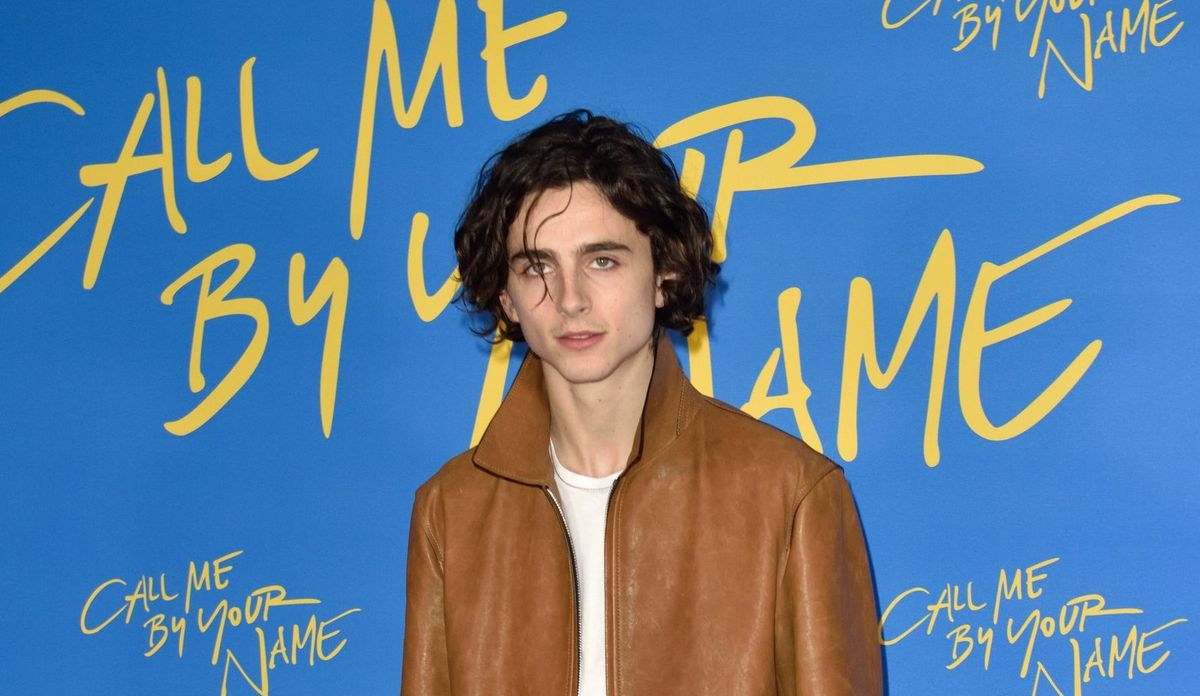 """Call Me by Your Name"" Paris Premiere"