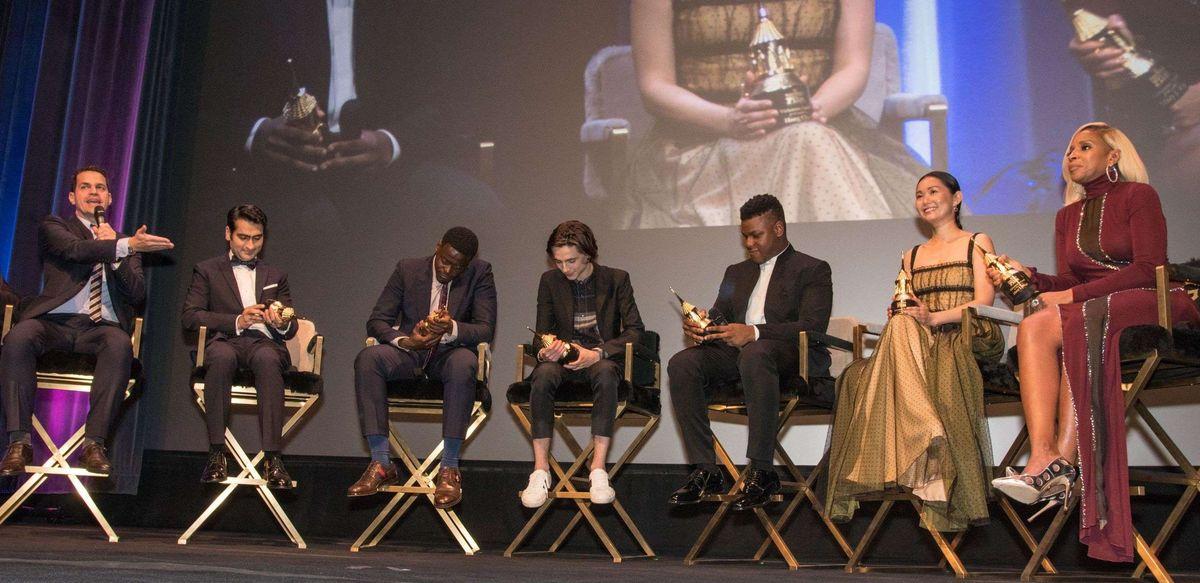 Virtuosos Awards – 33rd Santa Barbara International Film Festival