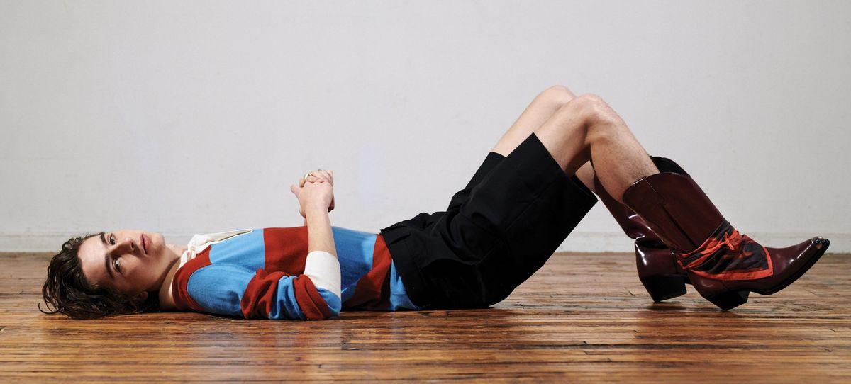 Timothée Chalamet by Frank Ocean (VMAN)